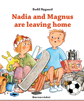 Nadia and Magnus are leaving home